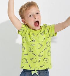 【グリーンレーベルリラクシング/greenlabelrelaxing】【KIDS】フルーツソウガラプリントTシャツ[3000円(税込)以上で送料無料]