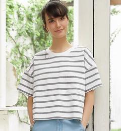 【グリーンレーベルリラクシング/green label relaxing】 CF へヴィウェイト SSL Tシャツ [送料無料]
