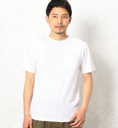 【グリーンレーベルリラクシング/green label relaxing】 BC GLR SLD CN ポケット 半袖Tシャツ [送料無料]