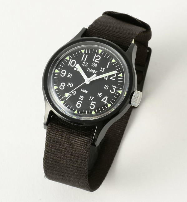 モテ系ファッションメンズ|【グリーンレーベルリラクシング/green label relaxing】 [タイメックス] BC★ TIMEX TW2R13800 腕時計