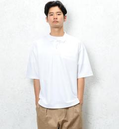 【グリーンレーベルリラクシング/green label relaxing】 [ジェニュインガーメント] BC G/G BIG ポロシャツ [送料無料]