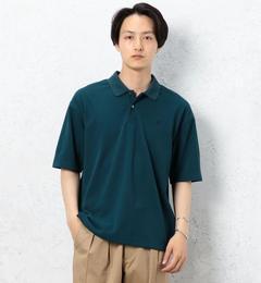 【グリーンレーベルリラクシング/green label relaxing】 SC ドライカノコ ビッグポロシャツ  吸水速乾 [送料無料]