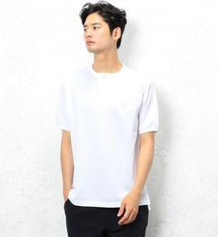 [ラコステ] SC LACOSTE カノコ HENRRY Tシャツ【グリーンレーベルリラクシング/green label relaxing メンズ Tシャツ・カットソー WHITE ルミネ LUMINE】