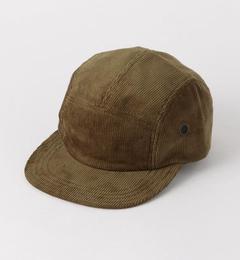 【グリーンレーベルリラクシング/green label relaxing】 [ニューヨークハット] SC NEW YORK HAT コーデュロイ キャップ [送料無料]