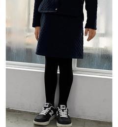 <アイルミネ> キルトジャカード ラメボーダー スカート画像