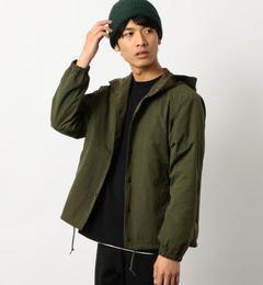 【グリーンレーベルリラクシング/green label relaxing】 ST マイクロウェザー フードコートジャケット [送料無料]