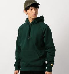 【グリーンレーベルリラクシング/green label relaxing】 [カーハート] ST Carhartt HOODED CHASE フーディー / パーカー [送料無料]