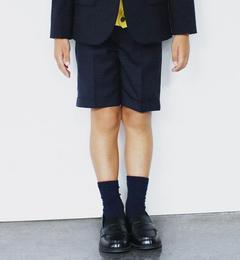 <アイルミネ> グリーンレーベルリラクシング厳選 【キッズ】TWショートパンツ [送料無料]画像