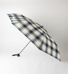 <アイルミネ> グリーンレーベルリラクシング厳選 SC GLR ラインチェック アンブレラ 折りたたみ傘 [3000円(税込)以上で送料無料]画像