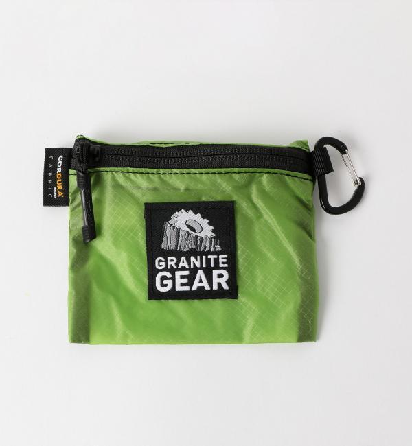 【グリーンレーベルリラクシング/green label relaxing】 [グラナイトギア] SC GRANITE GEAR 46 TRAIL ウォレット M / ポーチ [3000円(税込)以上で送料無料]