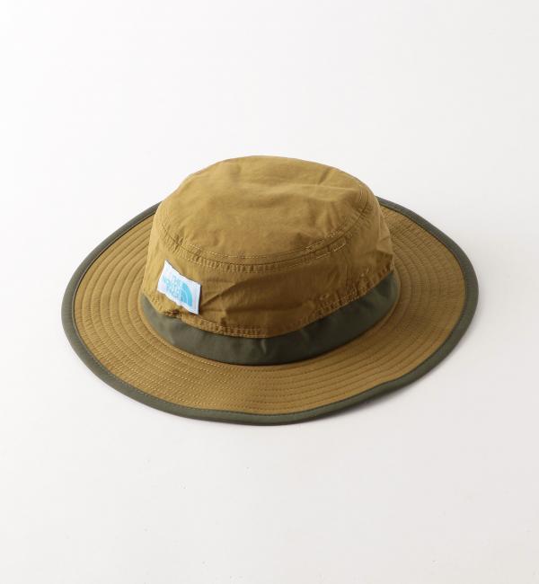 THE NORTH FACE(ザノースフェイス) Horizon Hat【グリーンレーベルリラクシング/green label relaxing キッズ ハット BEIGE ルミネ LUMINE】