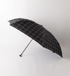 <アイルミネ> グリーンレーベルリラクシング厳選 SC HUS ウィンドウペン 折りたたみ傘 [送料無料]画像