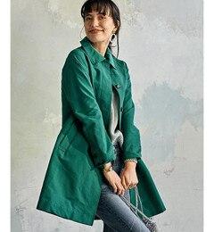 <アイルミネ> ◆SC グログラン ステンカラーコート画像