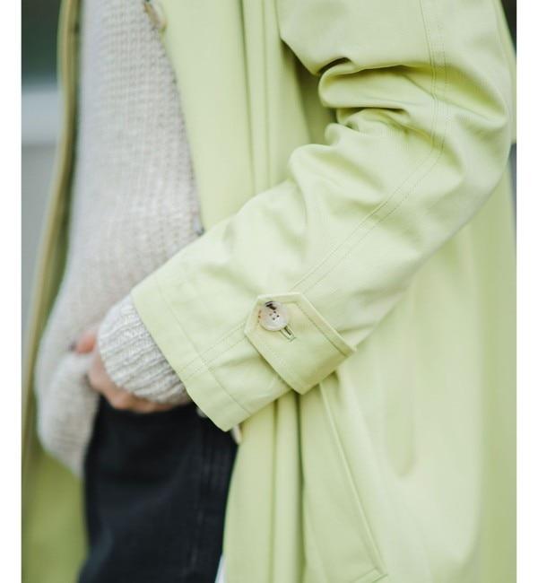 ◆SC Aライン ステンカラー コート