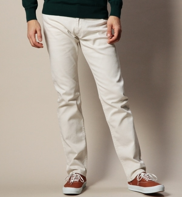 モテ系メンズファッション|BY ライト カツラギ 5ポケット-スリム パンツ