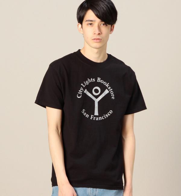 【ビューティアンドユース ユナイテッドアローズ/BEAUTY&YOUTH UNITED ARROWS】  LOGO TEE/Tシャツ¨: [送料無料]