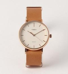 モテ系メンズファッション|【ビューティアンドユース ユナイテッドアローズ/BEAUTY&YOUTH UNITED ARROWS】 <TIMEX(タイメックス)> WEEKENDER F/C LTR/腕時計 [送料無料]