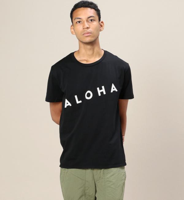 【ビューティアンドユース ユナイテッドアローズ/BEAUTY&YOUTH UNITED ARROWS】  ALOHA TEE/Tシャツ [送料無料]