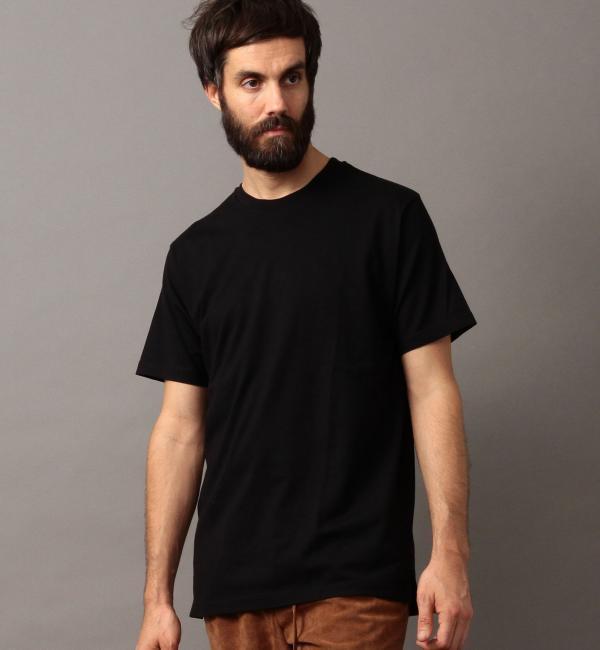 【ビューティアンドユース ユナイテッドアローズ/BEAUTY&YOUTH UNITED ARROWS】 BY ∴ ロング Tシャツ -MADE IN JAPAN- [送料無料]