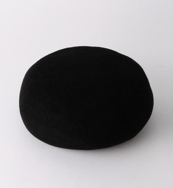 【ビューティアンドユース ユナイテッドアローズ/BEAUTY&YOUTH UNITED ARROWS】 BY バスク ベレー帽 ブラック [送料無料]