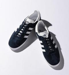 【ビューティアンドユースユナイテッドアローズ/BEAUTY&YOUTHUNITEDARROWS】<adidas(アディダス)>GAZELLE17SS/スニーカー[送料無料]