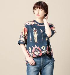 <VOTE MAKE NEW CLOTHES>3DプリントビッグTシャツ【ビューティアンドユース ユナイテッドアローズ/BEAUTY&YOUTH UNITED ARROWS Tシャツ・カットソー】