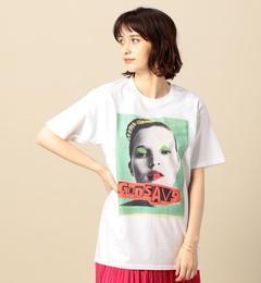 【ビューティアンドユース ユナイテッドアローズ/BEAUTY&YOUTH UNITED ARROWS】 ビッグプリントTシャツ [送料無料]
