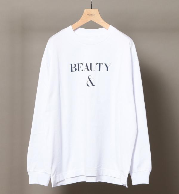 【ビューティアンドユース ユナイテッドアローズ/BEAUTY&YOUTH UNITED ARROWS】 BY B&Y ロングスリーブ Tシャツ