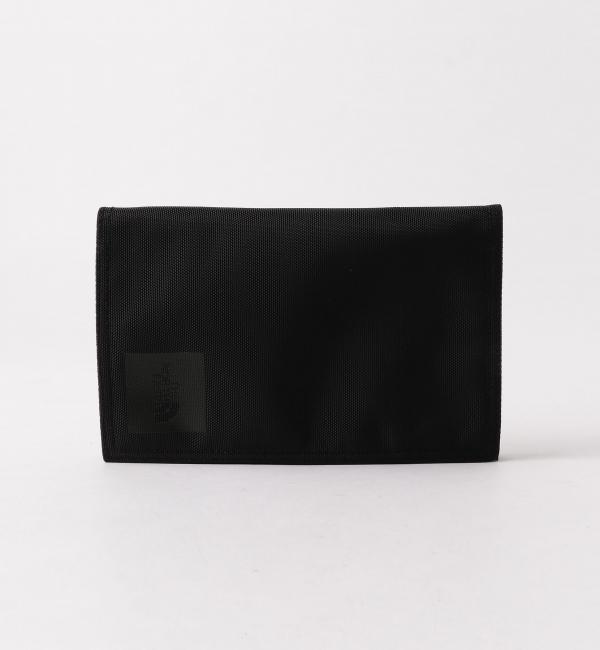 THE NORTH FACE(ザノースフェイス)  SHUTTLE T/WALLET/財布【ビューティアンドユース ユナイテッドアローズ/BEAUTY&YOUTH UNITED ARROWS メンズ 財布 BLACK ルミネ LUMINE】