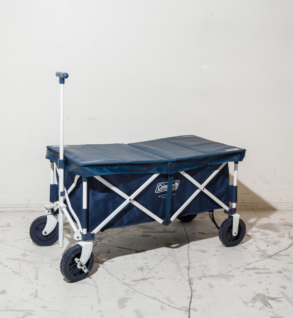 【別注】 <COLEMAN (コールマン)> OUTDOOR WAGON TABLE/アウトドアワゴンテーブル