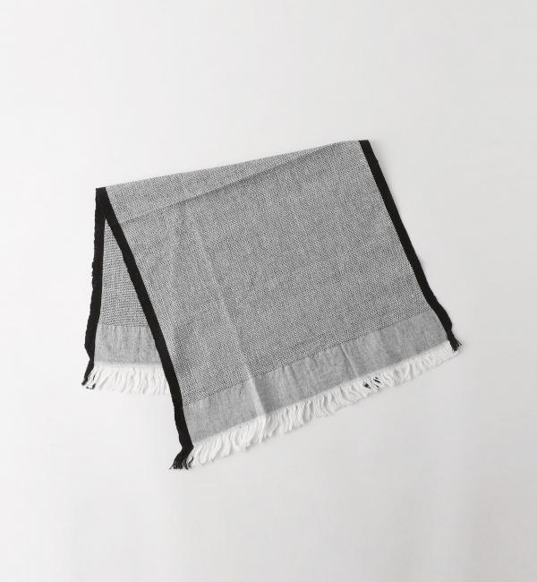 Khadi&Co COTTON TOWEL 45×65 DARK GRAY/タオル【ビューティアンドユース ユナイテッドアローズ/BEAUTY&YOUTH UNITED ARROWS レディス タオル DK.GRAY ルミネ LUMINE】