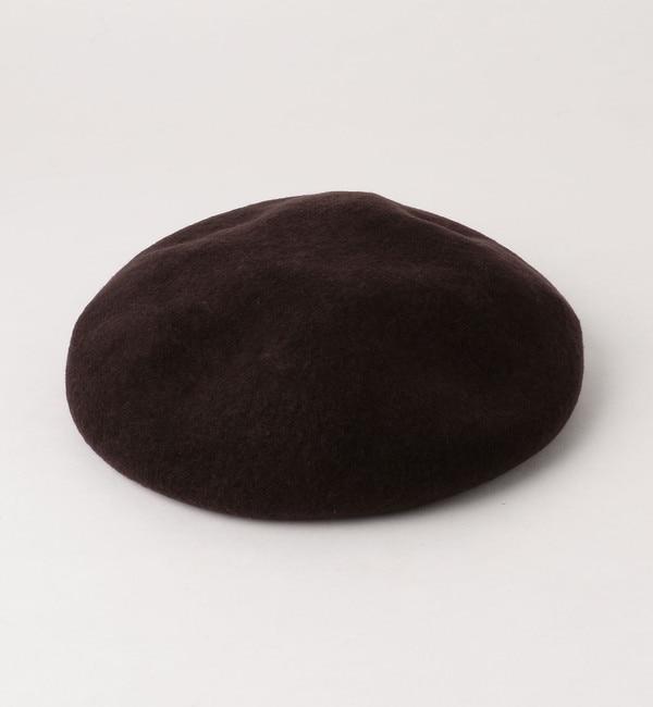【ビューティアンドユース ユナイテッドアローズ/BEAUTY&YOUTH UNITED ARROWS】 BY シンプルフラットベレー帽's image