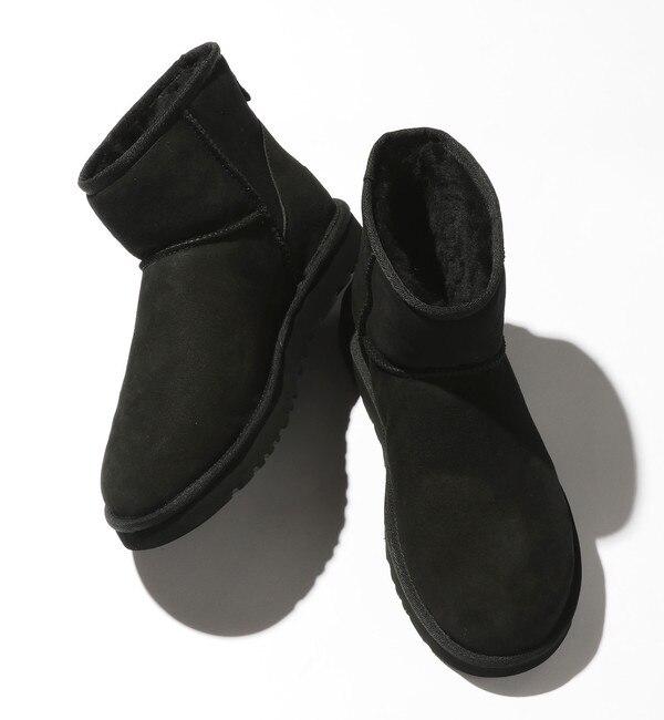 【ビューティアンドユース ユナイテッドアローズ/BEAUTY&YOUTH UNITED ARROWS】 <UGG(アグ)> CLASSIC MINI/ブーツ