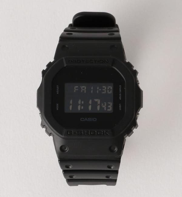 メンズファッションの一押し|【ビューティアンドユース ユナイテッドアローズ/BEAUTY&YOUTH UNITED ARROWS】 <G-SHOCK> DW-5600BB-1JF/腕時計