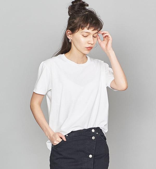 【ビューティアンドユース ユナイテッドアローズ/BEAUTY&YOUTH UNITED ARROWS】 BY TRADITIONAL バイオクルーネックTシャツ