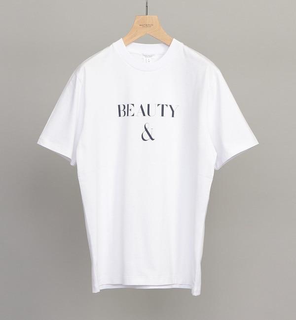 【ビューティアンドユース ユナイテッドアローズ/BEAUTY&YOUTH UNITED ARROWS】 BY B&Y Tシャツ