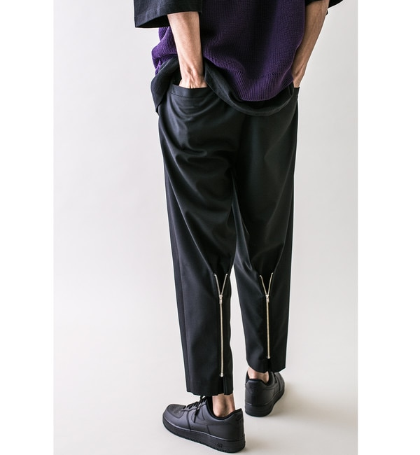 ファッションメンズなら|【ビューティアンドユース ユナイテッドアローズ/BEAUTY&YOUTH UNITED ARROWS】 <monkey time> TW TWILL BONDAGE PANTS/ボンデージパンツ