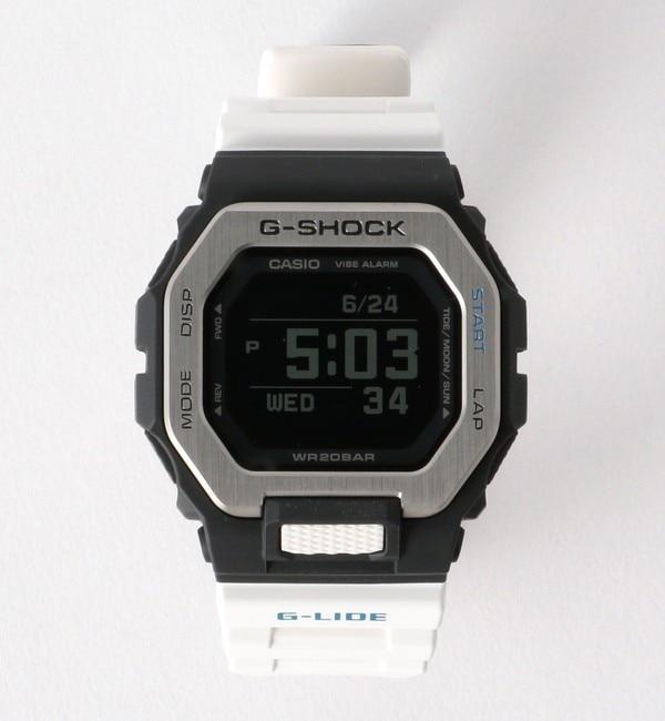 メンズファッションの一押し|【ビューティアンドユース ユナイテッドアローズ/BEAUTY&YOUTH UNITED ARROWS】 <G-SHOCK> G-LIDE GBX-100/腕時計