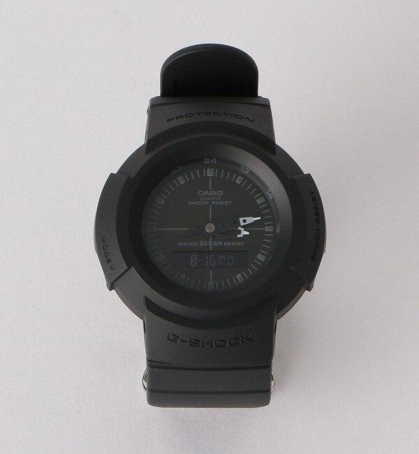 ファッションメンズのイチオシ|【ビューティアンドユース ユナイテッドアローズ/BEAUTY&YOUTH UNITED ARROWS】 <G-SHOCK> AW-500BB-1EJF/腕時計