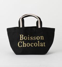 【ボワソンショコラ/BoissonChocolat】BロゴトートストライプS[3000円(税込)以上で送料無料]