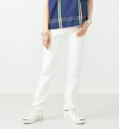 <アイルミネ> orslow / IVYFIT DENIM WHITE画像