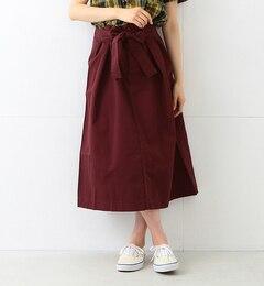【ビームスウィメン/BEAMSWOMEN】チノメディカルスカート[送料無料]