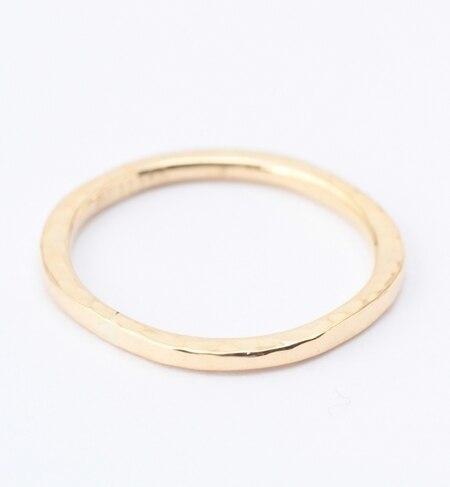 【ビームス ウィメン/BEAMS WOMEN】 MASATO INOUE / K18 yellow gold ピンキーリング [送料無料]