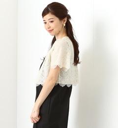 【ビームス ウィメン/BEAMS WOMEN】 リバーシブル ボレロ [送料無料]
