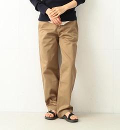 【ビームスウィメン/BEAMSWOMEN】BUZZRICKSON'S×BEAMSBOY/チノパンツ[送料無料]