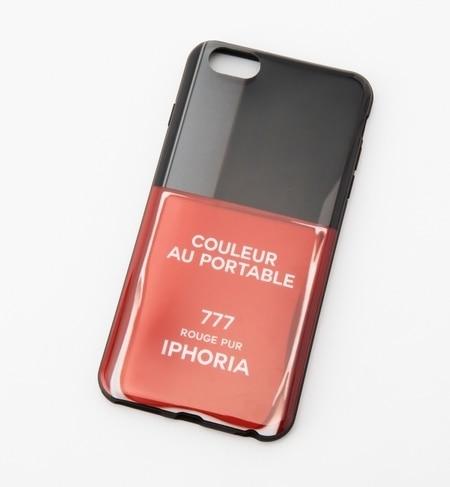 """【ビームス ウィメン/BEAMS WOMEN】 IPHORIA / """"Nails"""" iphone6+ ケース [送料無料]"""