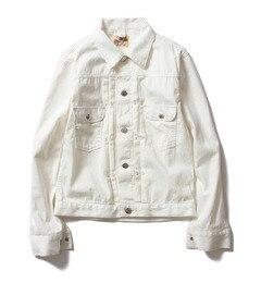 【ビームスウィメン/BEAMSWOMEN】WRANGLER/40th別注デニムシャツジャケット[送料無料]