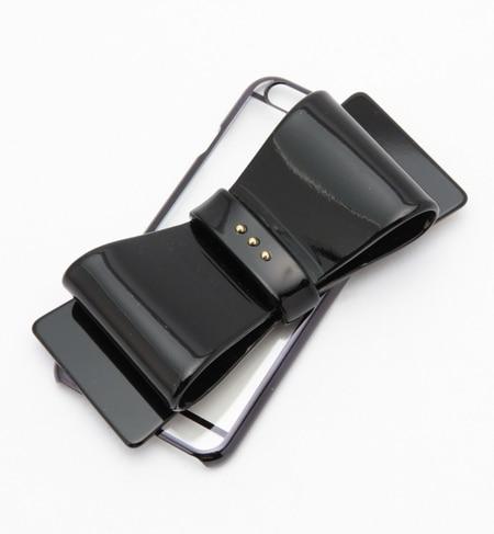 【ビームス ウィメン/BEAMS WOMEN】 LOTUS PINK / BIG リボン iphone6 ケース [送料無料]