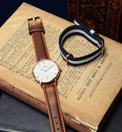DANIEL WELLINGTON / Dapper ローズゴールド 34mm case SET【ビームス ウィメン/BEAMS WOMEN レディス 腕時計 LT.BROWN ルミネ LUMINE】