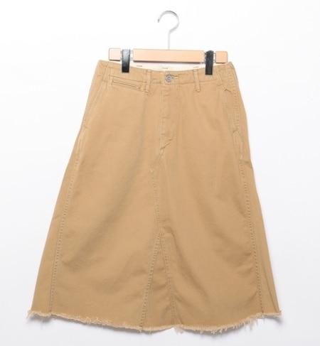 【ビームス ウィメン/BEAMS WOMEN】 orslow / Chino Skirt [送料無料]